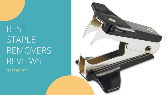 Best Staple Removers Reviews