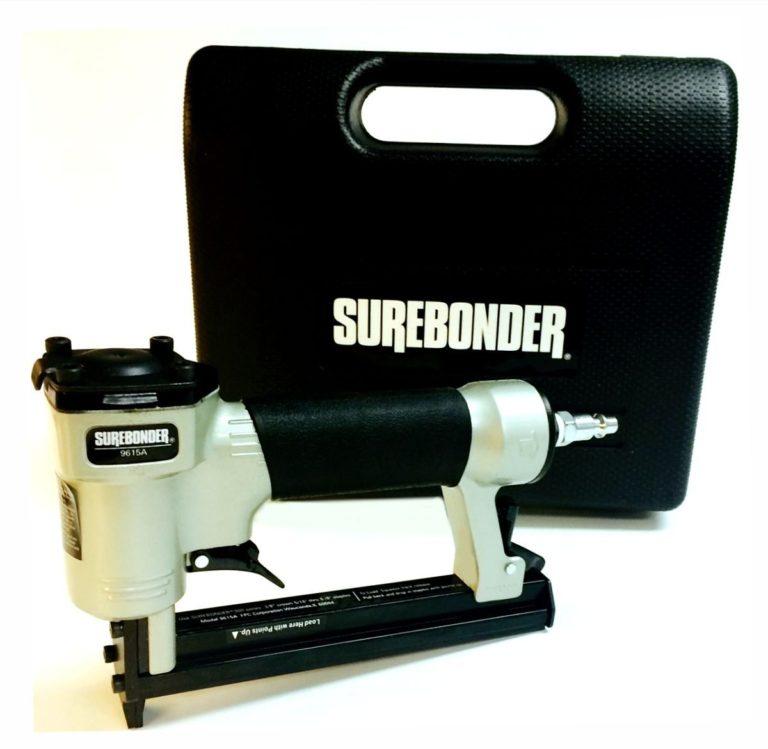Surebonder 9615A-300-3A 22G Pneumatic Upholstery Staple Gun