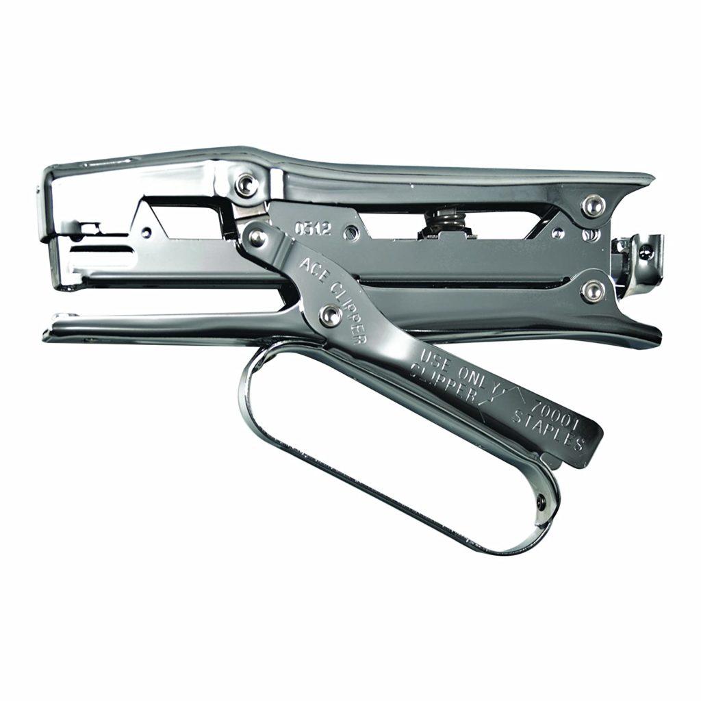 ace clipper plier stapler