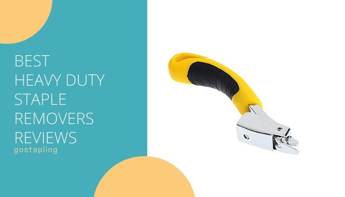 Best Heavy Duty Staple Remover Reviews