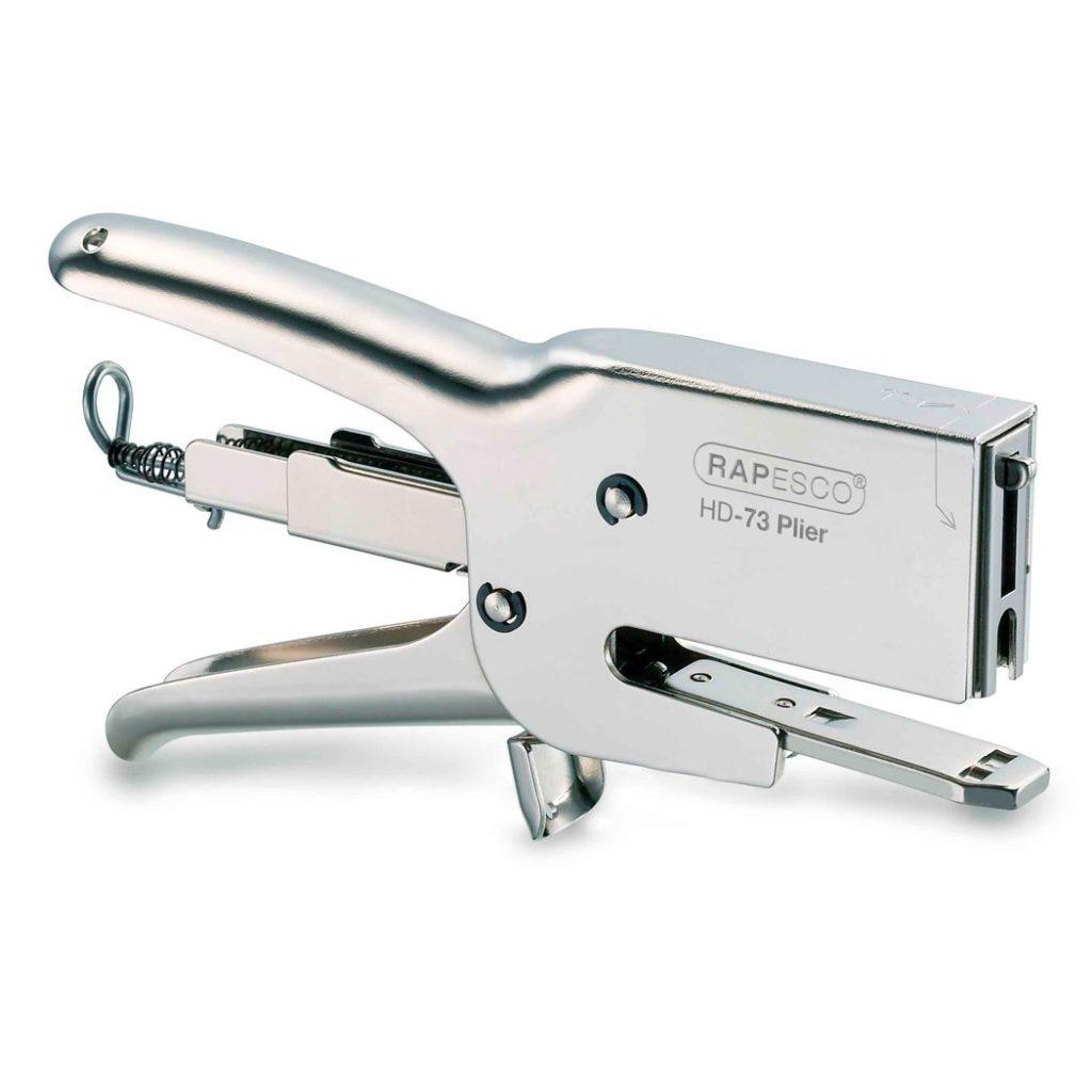 Rapesco HD-73 plier stapler