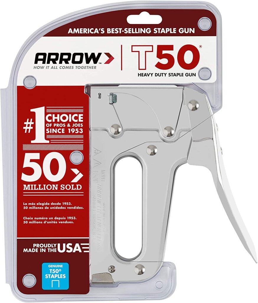 arrow fastener t50