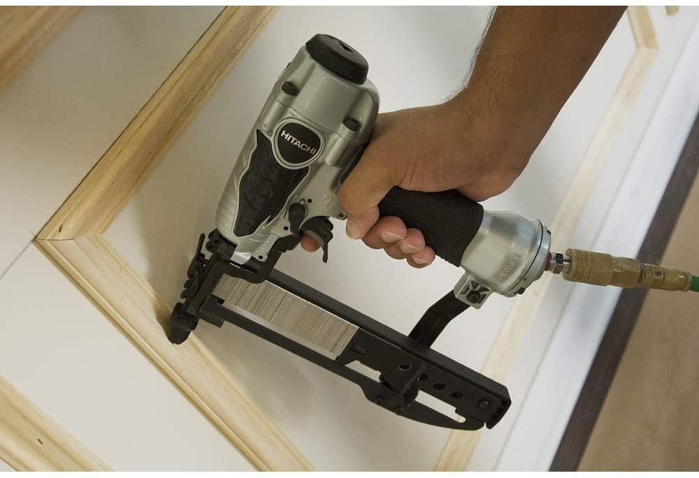 hitachi pneumatic staple gun