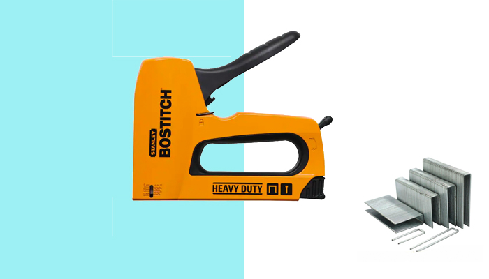 How to Load a Bostitch Staple Gun